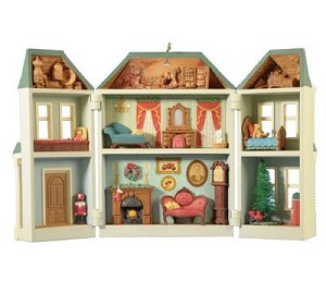 2013 Nostalgic House Victorian Dollhouse - EVENT EXCLUSIVE LOW PRODUCTION