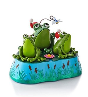 2013 Jingle Frogs - Magic - Click for Video