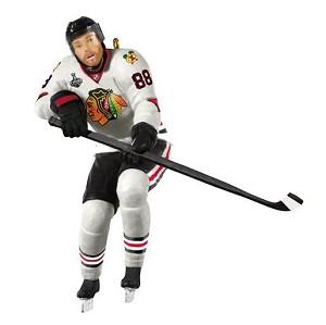 2013 patrick kane chicago blackhawks - Hockey Christmas Ornaments