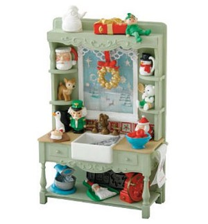 2014 Mrs Claus' Kitchen Sink- DB