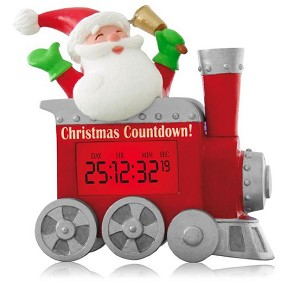 Countdown To Christmas Clock.2014 Christmas Countdown Real Countdown Clock