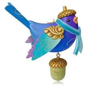 2014 Twelve Days of Christmas Hallmark Keepsake Ornament ...