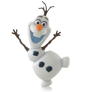 2014 Olaf - Very hard to find!
