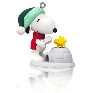 2014 Winter Fun With Snoopy #17