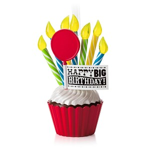 2015 happy big birthday hallmark keepsake celebrations at hooked