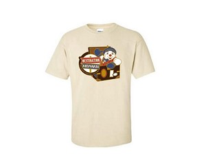 2015 Destination Keepsakes TShirt EVENT - Size Extra Large