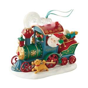2015 santas christmas train event