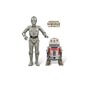 2015 Comic Con Star Wars U-3PO and R5-D4 - only 4500 produced!