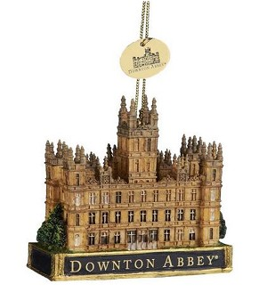 2019 Downton Abbey Castle -Adler Ornament