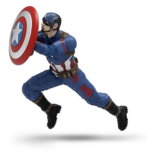 2016 Team Captain America