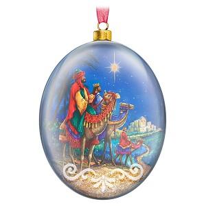 2016 We Three Kings Hallmark Keepsake Ornament - Hooked on Hallmark Ornaments