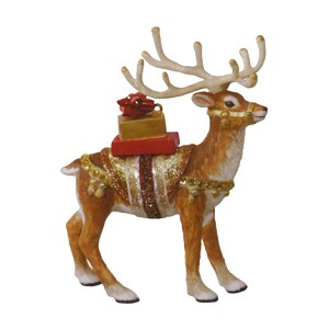 2016 Father Christmas's Reindeer - LTD ED