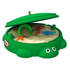 582886237d 2016 Turtle Sandbox, Little Tikes Hallmark Keepsake Ornament - Hooked on  Hallmark Ornaments