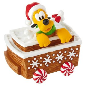 2016 disney christmas express pluto - Disney Christmas Train