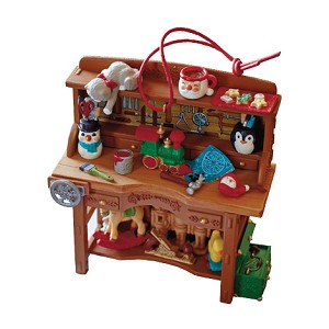 2016 Santa's Workbench - Artist Event Exclusive