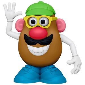 2017 Mr Potato Head