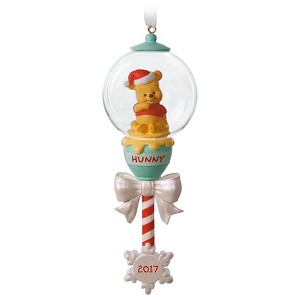 2017 babys first christmas winnie the pooh