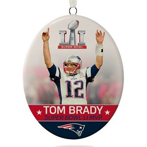 2017 Super Bowl MVP Tom Brady