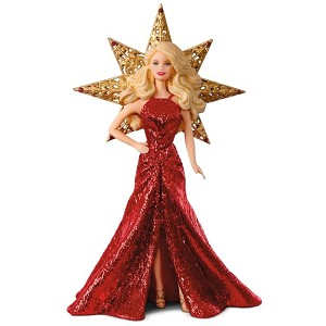 2017 Holiday Barbie #3