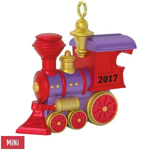 2017 Teeny Toy Train, MINIATURE