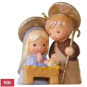 2017 L'il Holy Family, MINIATURE