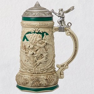 2018 Beer Stein Ornament