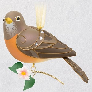 2018 Beauty of Birds LADY Robin - LTD ED