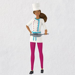 2018 Chef Barbie