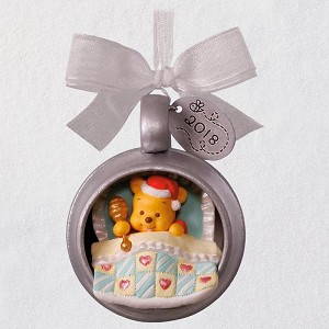 2018 Baby's First Christmas Winnie the Pooh