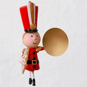 2018  Musical Toy Soldier - Clashing Cymbals Christmas Soldier