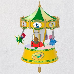 2018 Crayola, Beary Colorful Ride - Light & Motion