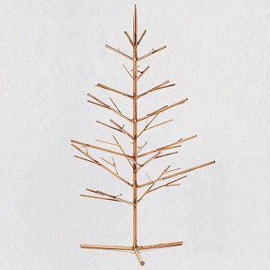 2018 metal 20 tabletop tree - Metal Christmas Tree Ornament Display