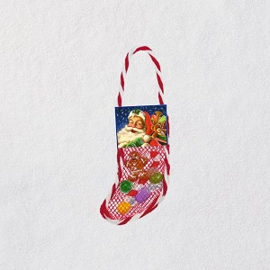 2018 Lil Stuffed Stocking, MINIATURE - hard to find