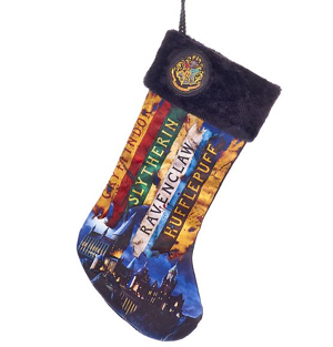 2019 Harry Potter Christmas Stocking - Houses