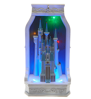 2018 Cinderella's Castle - Repaint - plays A Dream Is a Wish Your Heart Makes
