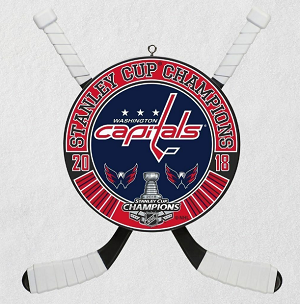 2018 Stanley Cup Champions, Washington Capitals