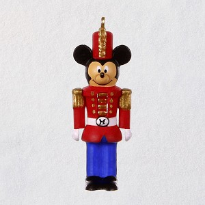 2019 Disney, Nutcracker Mickey MINIATURE