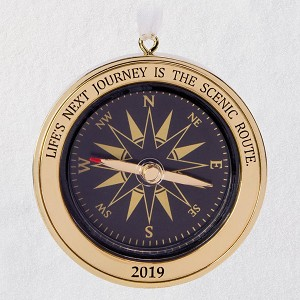 2019 Life's Next Journey Ornament