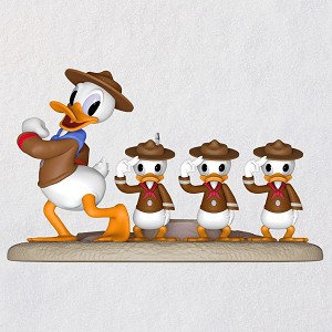 2019 Disney, Good Scouts Donald Duck