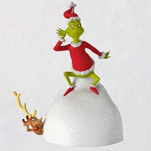 Dr Seuss How the Grinch Stole Christmas *Musical