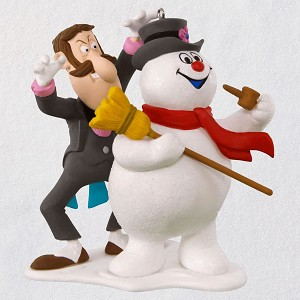 2019 Frosty the Snowman