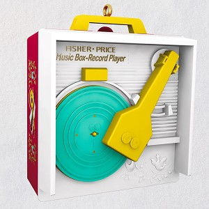 2019 Fisher-Price Music Box Record Player MUSIC