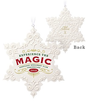 2019 NATIONAL EVENT- Remember the Magic Snowflake