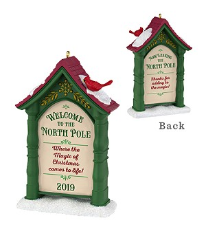 2019 NATIONAL EVENT- Welcome to the North Pole