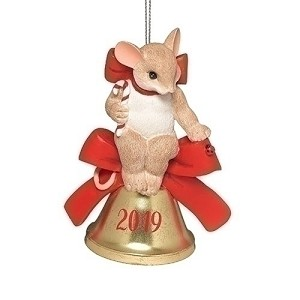 2019 Charming Tails - 2019 Annual Dated Ornament