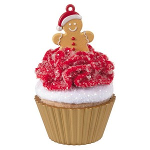 2020 Christmas Cupcake #11 - Gingerbread Cutie - Ships JULY 13