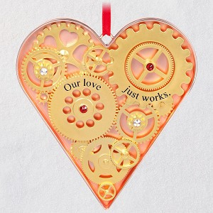 2020 Our Love Just Works Ornament