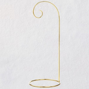 2020 Ornament Display Stand - Gold