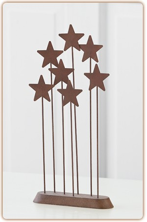 Willow Tree METAL STAR BACKDROP - Nativity Sculpture