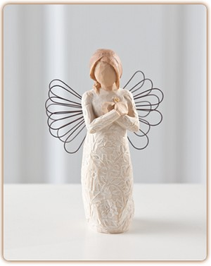 "Willow Tree REMEMBRANCE - 5"" Figurine"